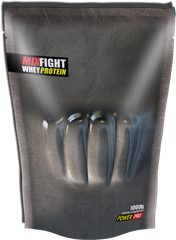 Протеин Mix Fight Whey Protein Power Pro 1 кг лесной орех