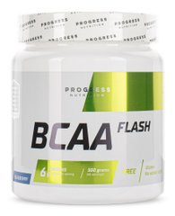 Аминокислоты BCAA Flash 500g вкус  Progress Nutrition