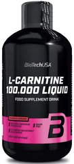 Аминокислота L-carnitine 100.000 Liquid Biotech USA 500 мл