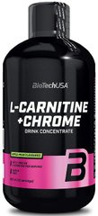 Аминокислота L-Carnitine 35.000+ Chrome BioTech 500 мл