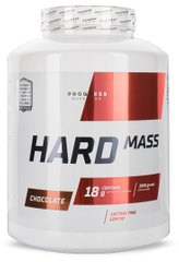 Гейнер Hard Mass 2000g  вкус Progress Nutrition