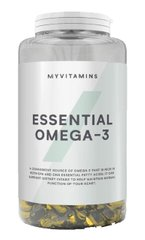 Омега 3 Essential Omega 3 Myvitamins 250 soft Англия