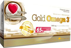 Рыбий жир Gold Omega-3 65% Olimp Labs 60 капс